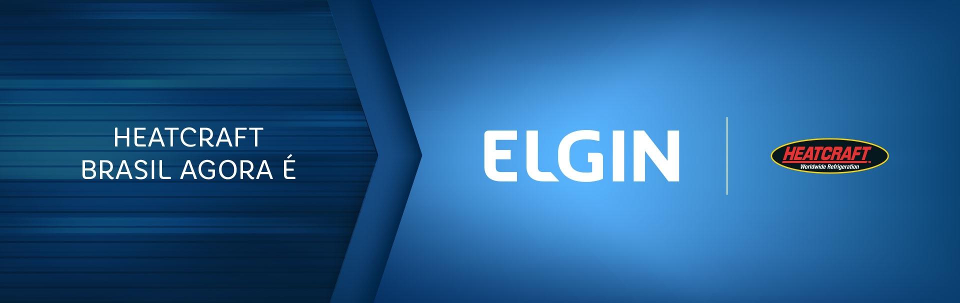 Heatcraft agora é Elgin
