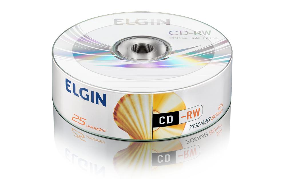 Informática - CD - RW