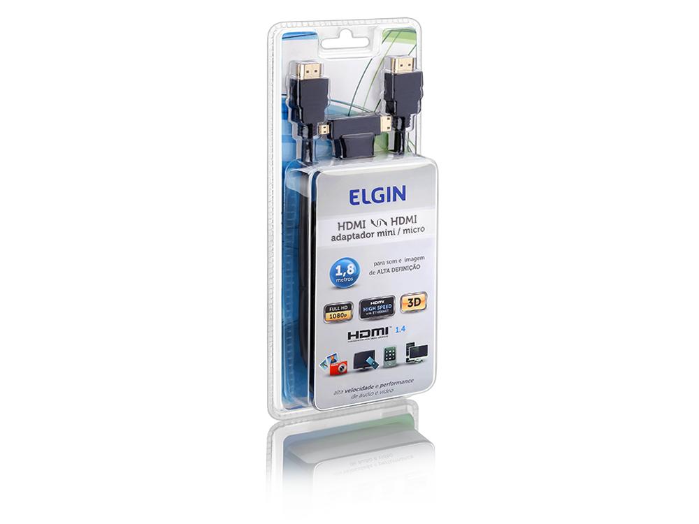 HDMI e HDMI + MICRO ADAPTADOR