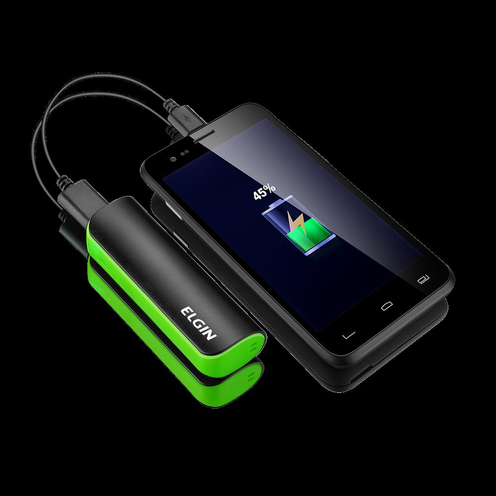 Carregador Portátil USB CP 2600