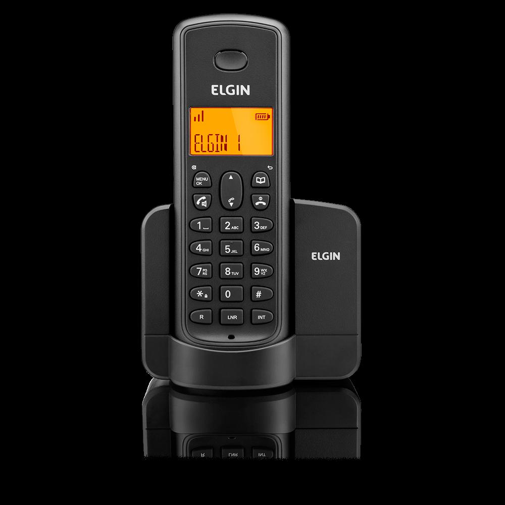 Telefone sem fio - tsf 8001