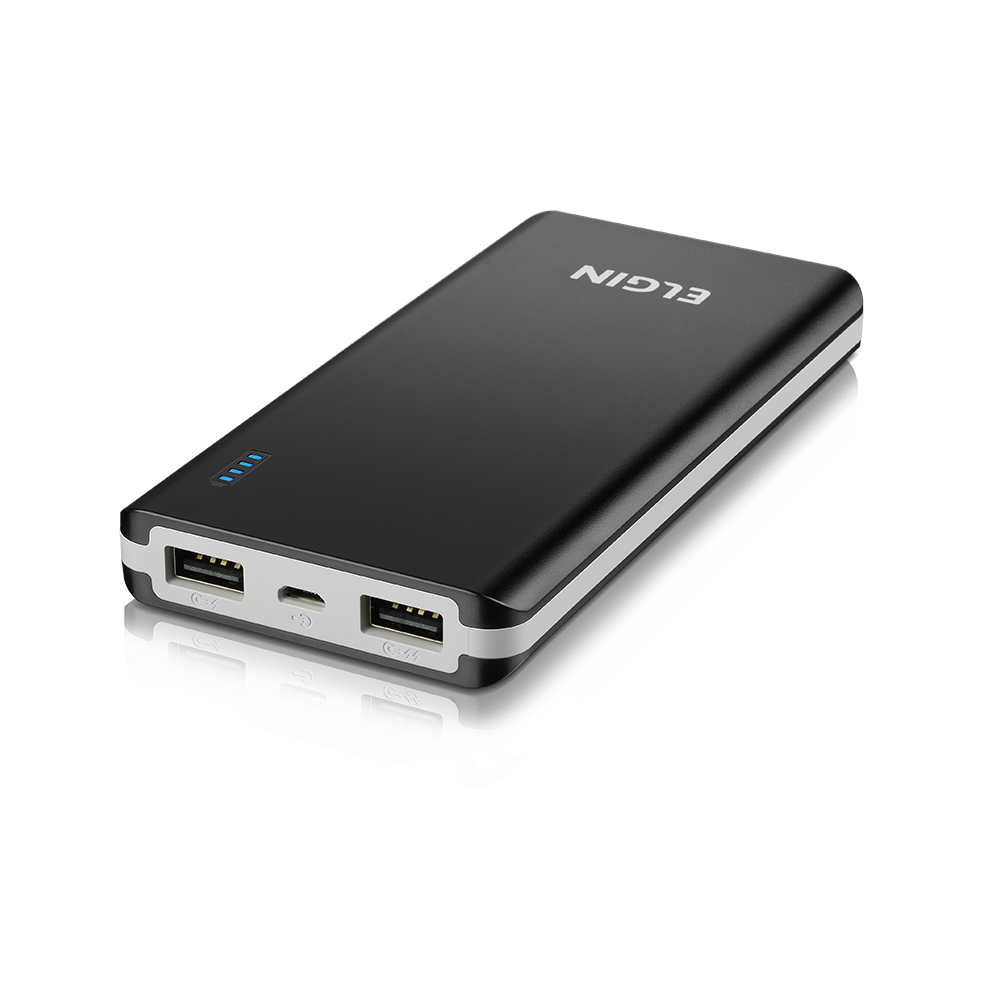 Carregador Portátil USB CP10K Slim