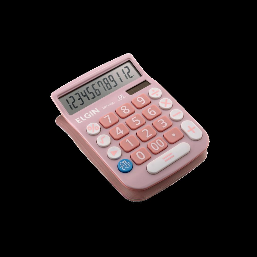 Calculadora de mesa mv 4130