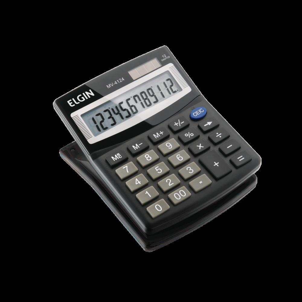 Calculadora de mesa mv 4124
