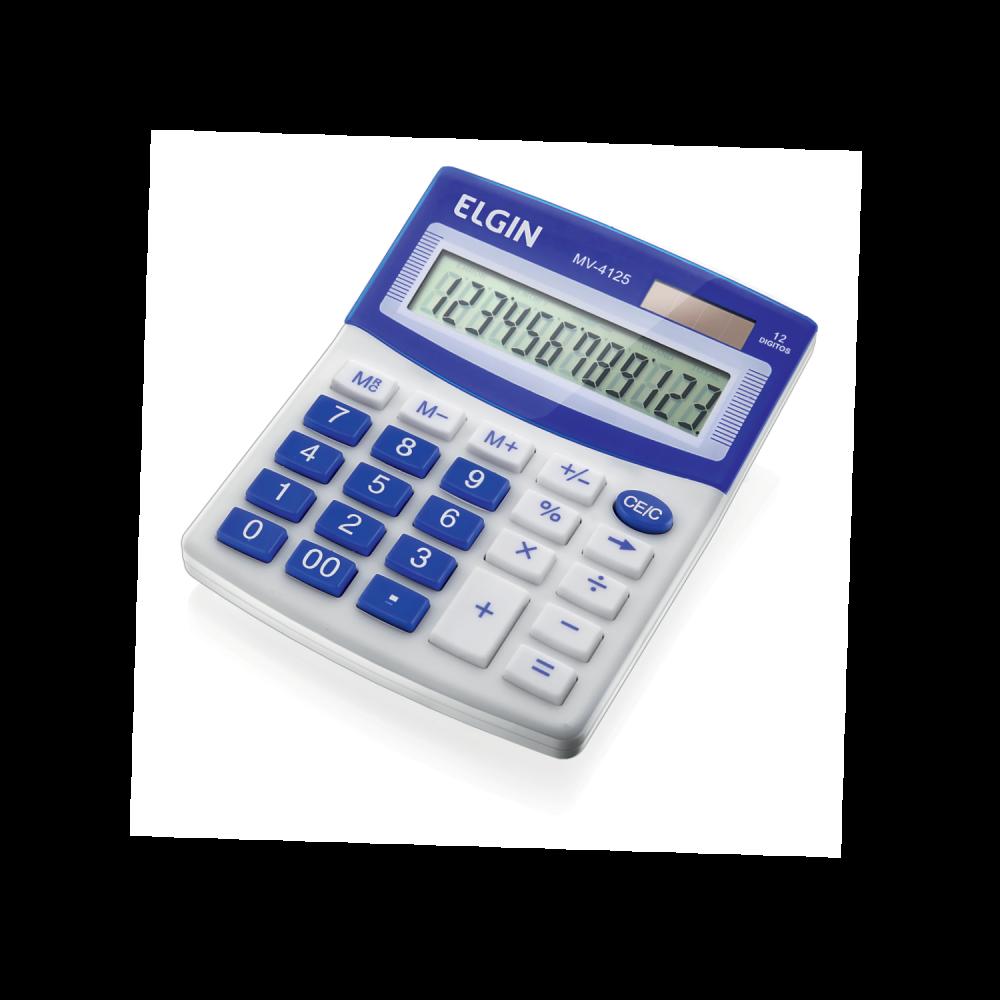 Calculadora de mesa mv 4125
