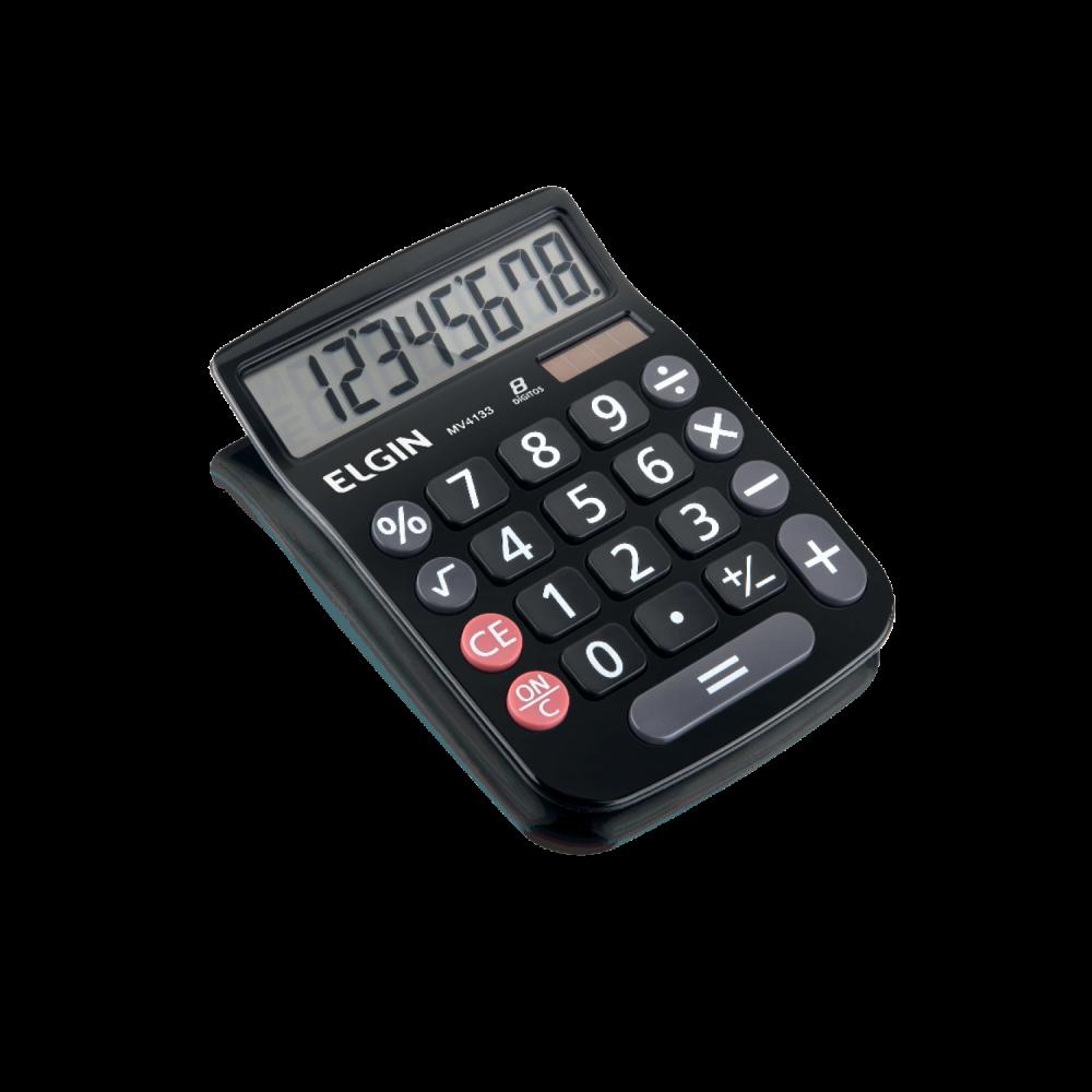 Calculadora de mesa mv 4133