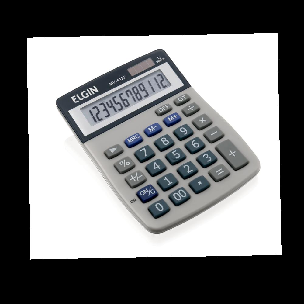 Calculadora de mesa mv 4122