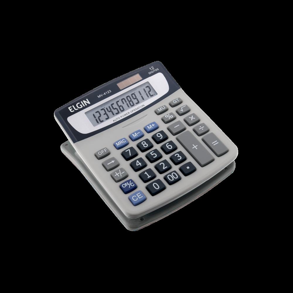 Calculadora de mesa mv 4123