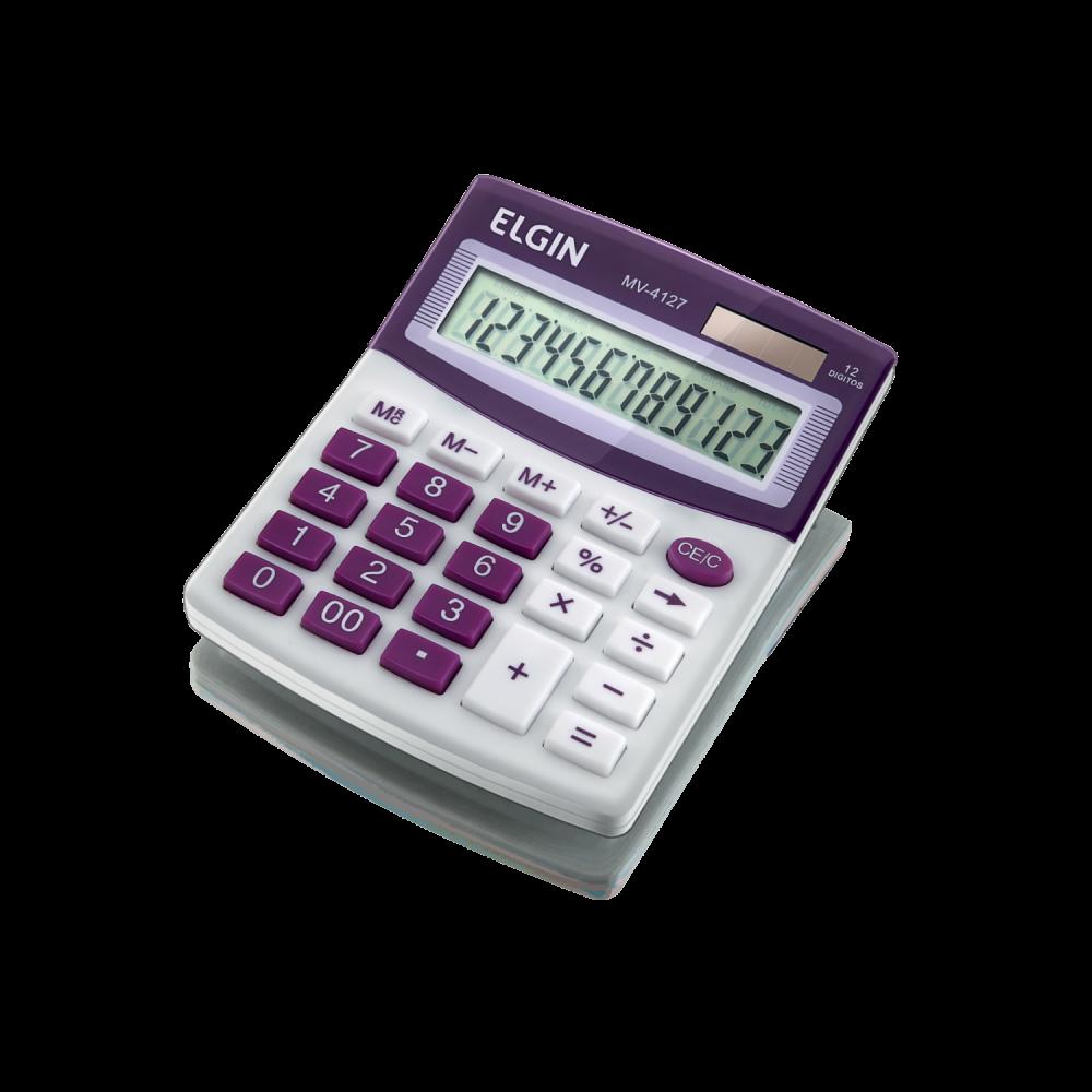 Calculadora de mesa mv 4127