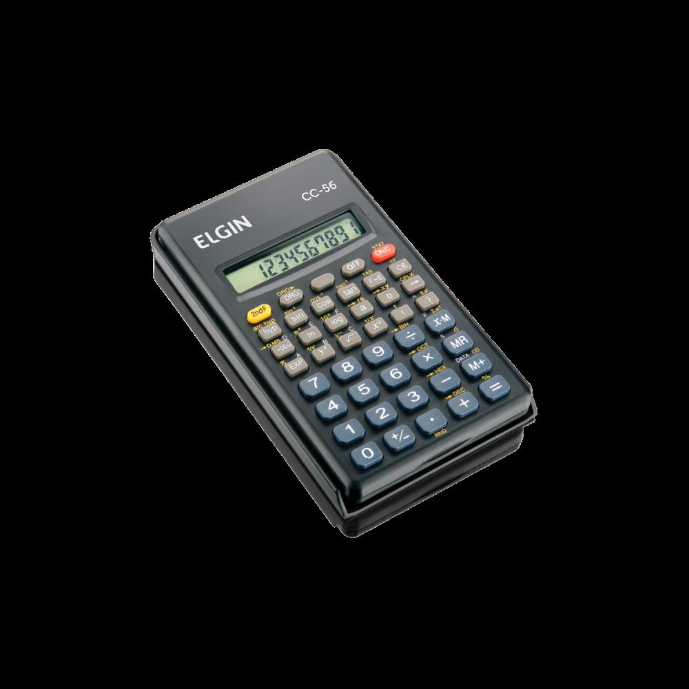 Calculadora científica cc56