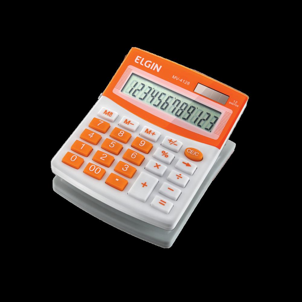 Calculadora de mesa mv 4128