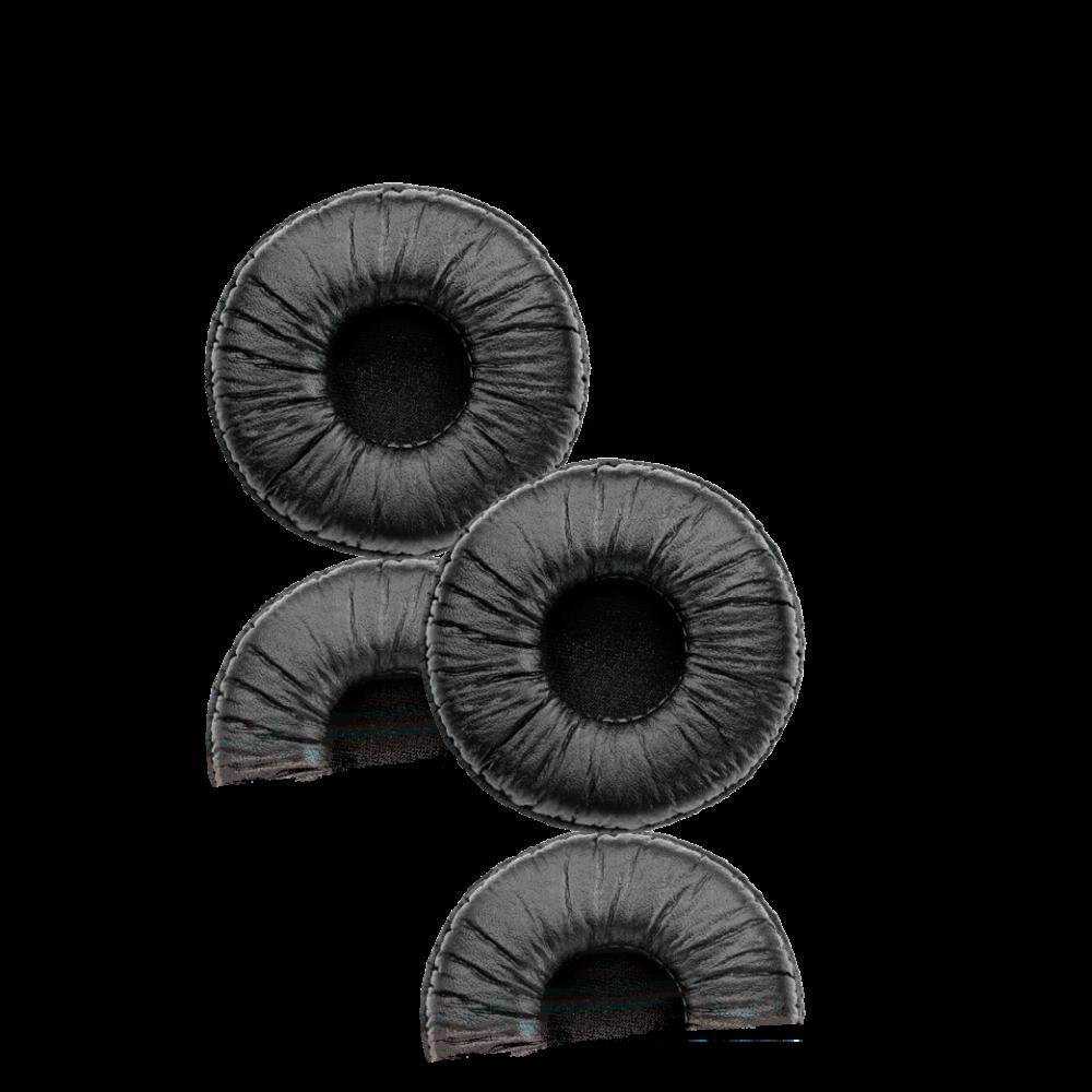 Protetor auricular em couro sintético
