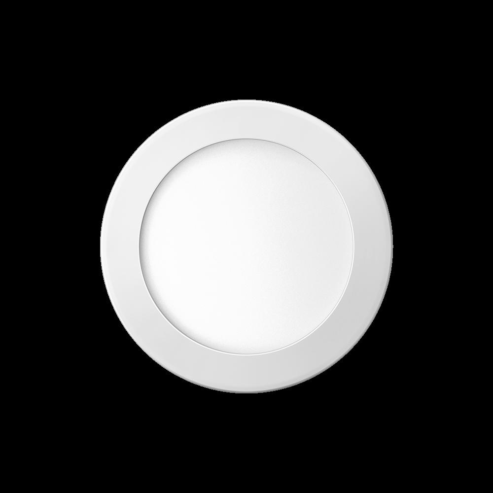 Luminária LED Redonda de embutir
