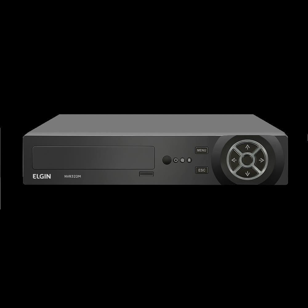 Gravador de vídeo em rede nvr 32 canais