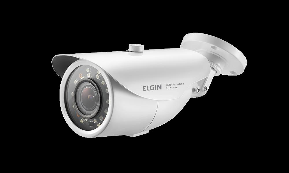 Câmera digital varifocal 4 em 1