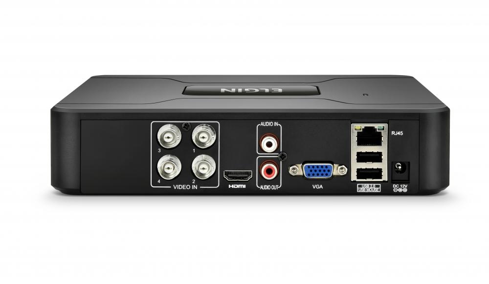 Gravador de Vídeo DVR 5 em 1 - 4 e 8 Canais 1080N