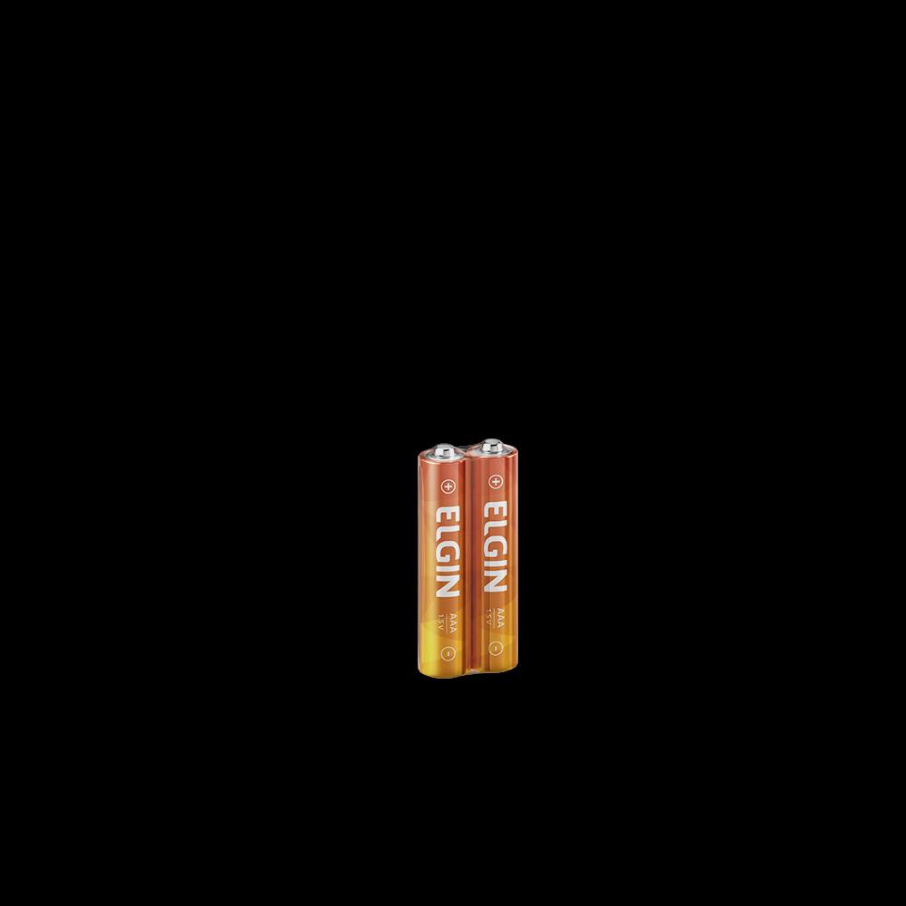 Pilhas de zinco aaa shrink c/2 (82240)