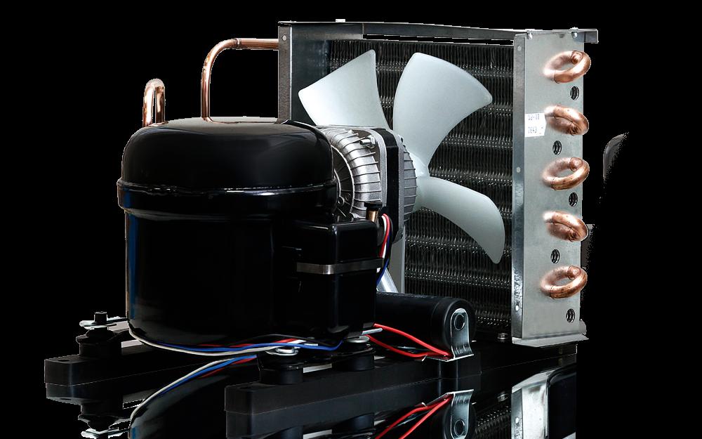 Unidade condensadora doméstico