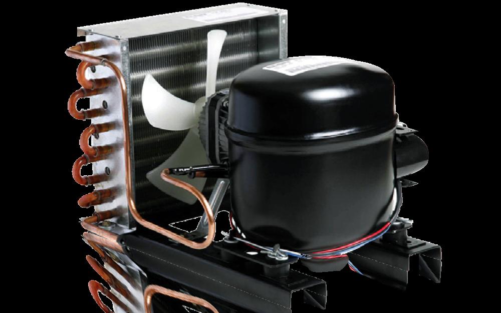 Refrigeração - Unidades Condensadoras de 1/6HP até 1. 1/3HP